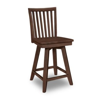 Mission Swivel Stool