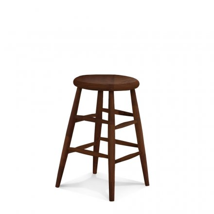 Scoop Seat Bar Stool