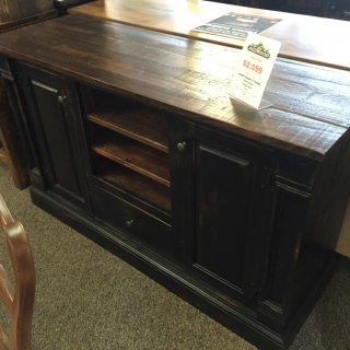 Rustic Empire TV Stand @ Baton Rouge BR-184 SOLD