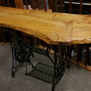 Live Edge Side Table @ UL Store UL-66 In Stock