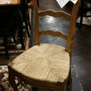 Country French Chair @UL Store UL-71 Red Tag