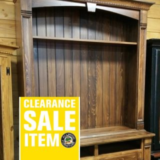 Rustic Empire TV Stand @ UL Store UL-51 In Stock