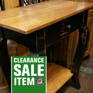 Curvacious Side Table @ UL Store In Stock UL-67