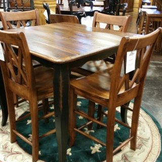 French Pub Table @ UL Store UL-129 SOLD