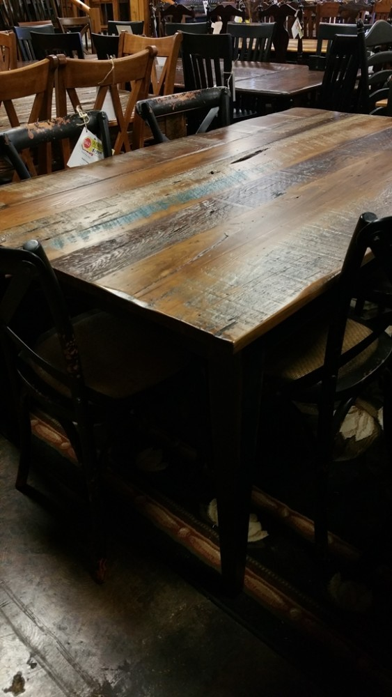 Old Cypress Shaker Table Ul Store Ul 133 Sold All Wood