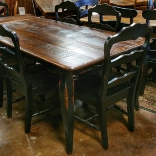 French Table with Company Boards @ UL Store UL-147 SOLD