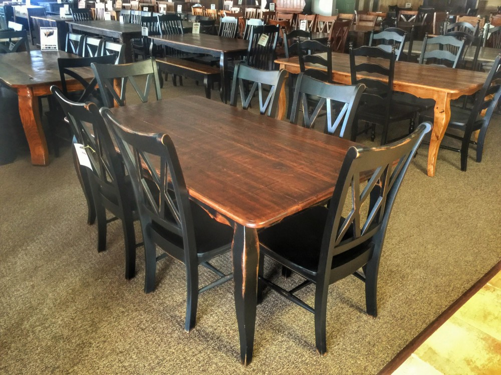 French Leg Table Baton Rouge Store Br 187 Sold All