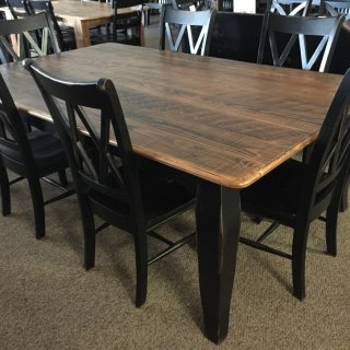 Giant French Leg Cypress Table @ Baton Rouge BR-192 SOLD
