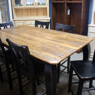 Giant French Leg Table @ Baton Rouge BR-200 SOLD