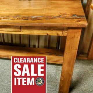 Classique Desk @UL Store UL-142 In Stock