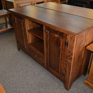 Shaker Style Entertainment Center @ Baton Rouge In Stock BR-209