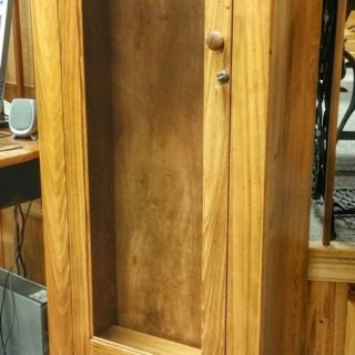 6 Gun Cypress Gun Cabinet @UL Store UL-163 In Stock