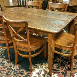 5'L French Table @UL Store UL-165 SOLD