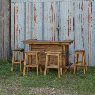 Treated Pine Bar