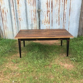 6′ Barnwood Shaker Table