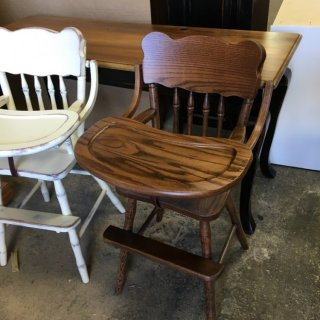Amish Highchair