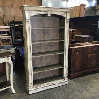 Rustic Empire Bookcase