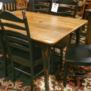 5′ Creole Table @UL Store UL-165 SOLD