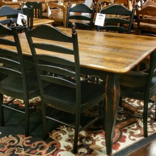5'Long French Table @UL Store UL-168 SOLD