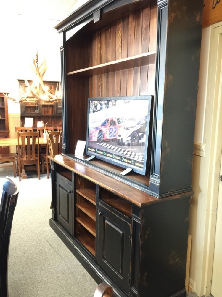 6 2 Pc Entertainment Center Pinhook 100 In Stock All