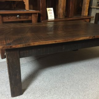 Barnwood Coffee Table @ Pinhook PH-107 In Stock
