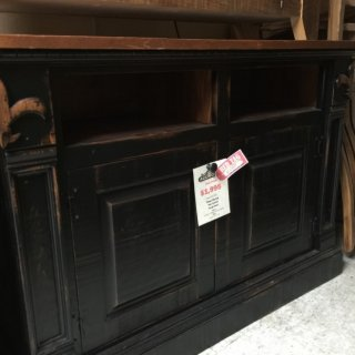Fleur De Lis Tv Stand @ Pinhook Red Tag PH -R 101