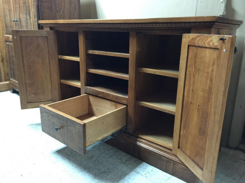Fleur De Lis Tv Stand Pinhook Sold Ph 106 All Wood