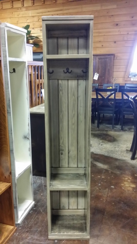 Mud Room Locker Ul Store Ul 179 In Stock All Wood Furniture