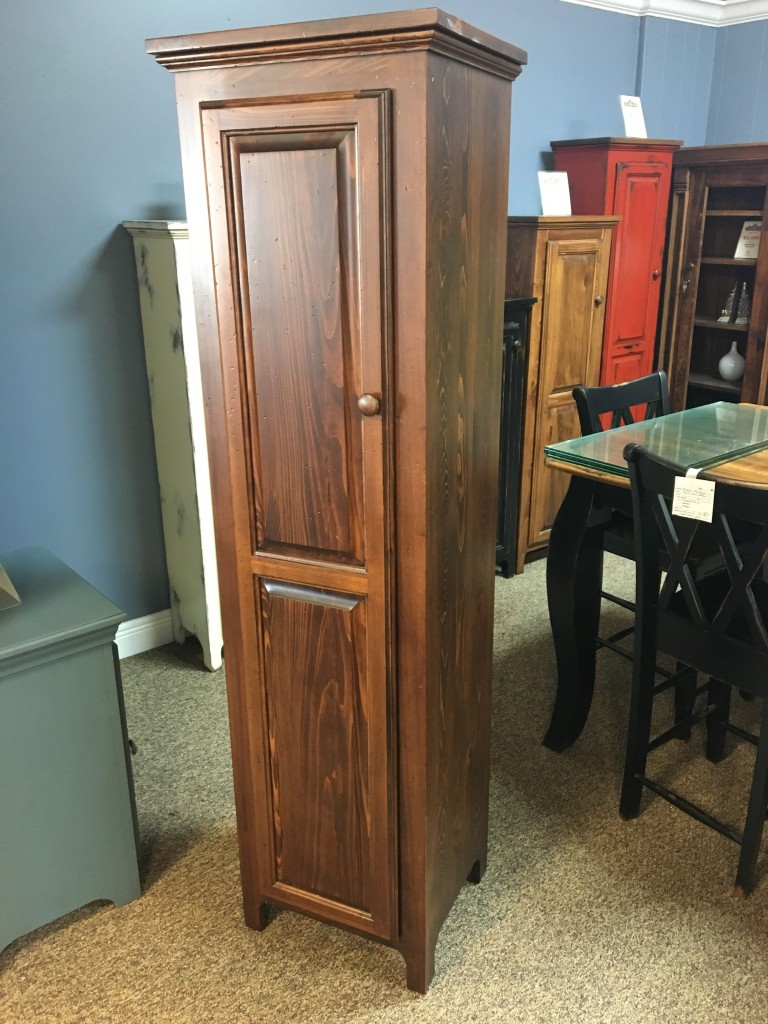 1 Door Pie Safe New Cypress In Aged Tobacco Baton Rouge In Stock Br 249 All Wood Furniture
