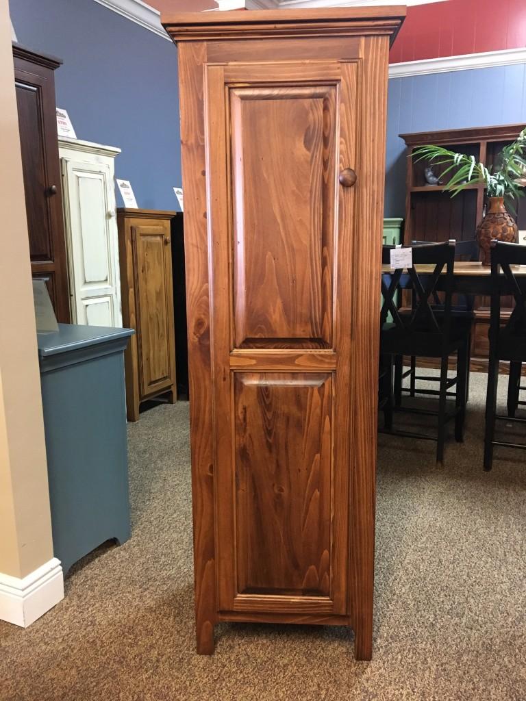1 Door Pie Safe New Cypress In Coffee Baton Rouge In
