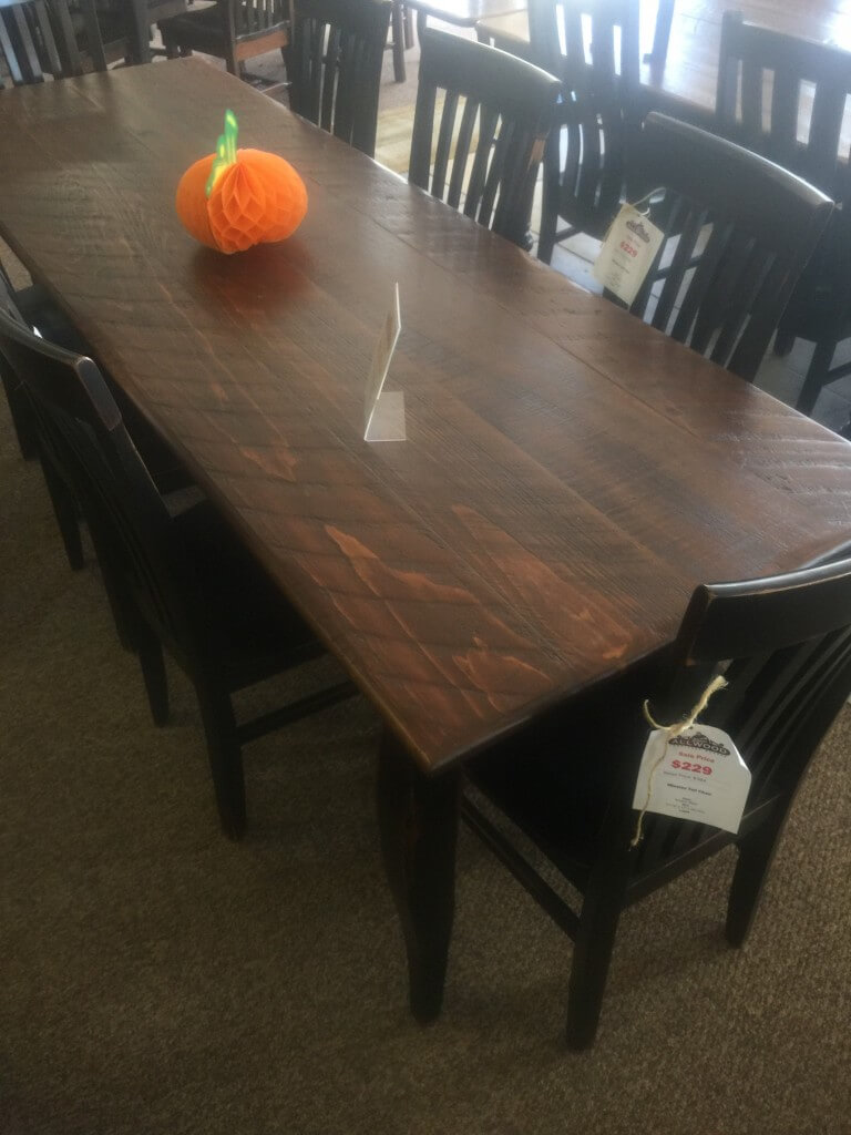 French Table Baton Rouge Br 231 Sold All Wood Furniture