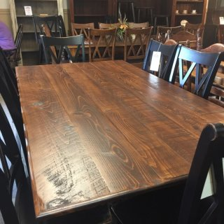 Cabriole Table @ Pinhook PH-111 In Stock