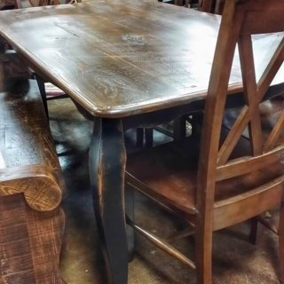 6′ French Table @UL Store UL-184 In Stock