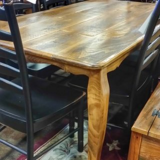 6′ French Table @UL Store UL-190 Sold