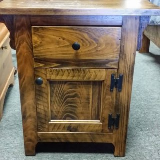 Cajun Style Night Stand @UL Store UL-193 In Stock