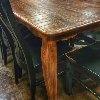 6′ French Table @ UL Store UL-198 Sold