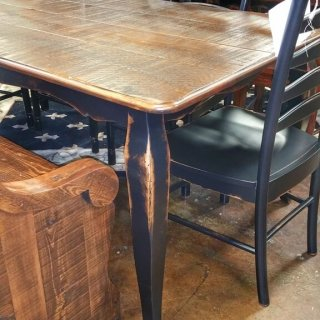 6′ French Table @UL Store UL-205 In Stock