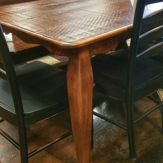 6'L Cypress French Table @UL Store UL-206 In Stock