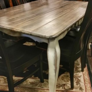5'Long French Table @UL Store UL-207 In stock