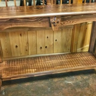 5'Long French Sofa Table @UL Store UL-209 In stock