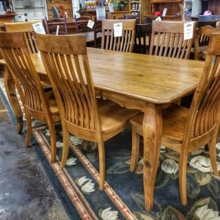 6′ French Leg Table @UL Store UL-212 In Stock
