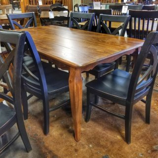 6′ French Table @UL Store UL-213 In Stock