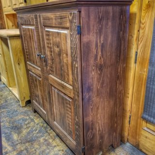Rustic Shaker Computer Armoire @UL Store UL-220 SOLD