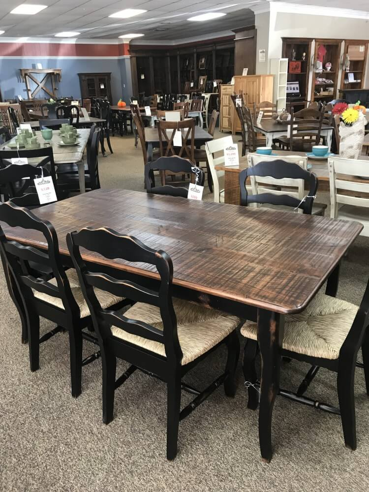 40 X 6 39 Creole Leg Table Baton Rouge Br 334 Sold All
