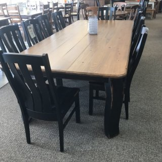 48″ x 9′ Giant Crawfish Table @ Baton Rouge BR-309 SOLD