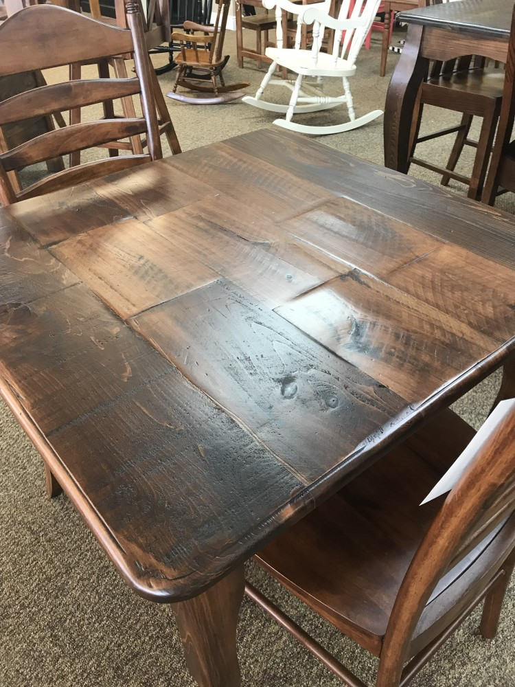 36 Quot X 36 Quot Creole Leg Table Baton Rouge In Stock Br 316