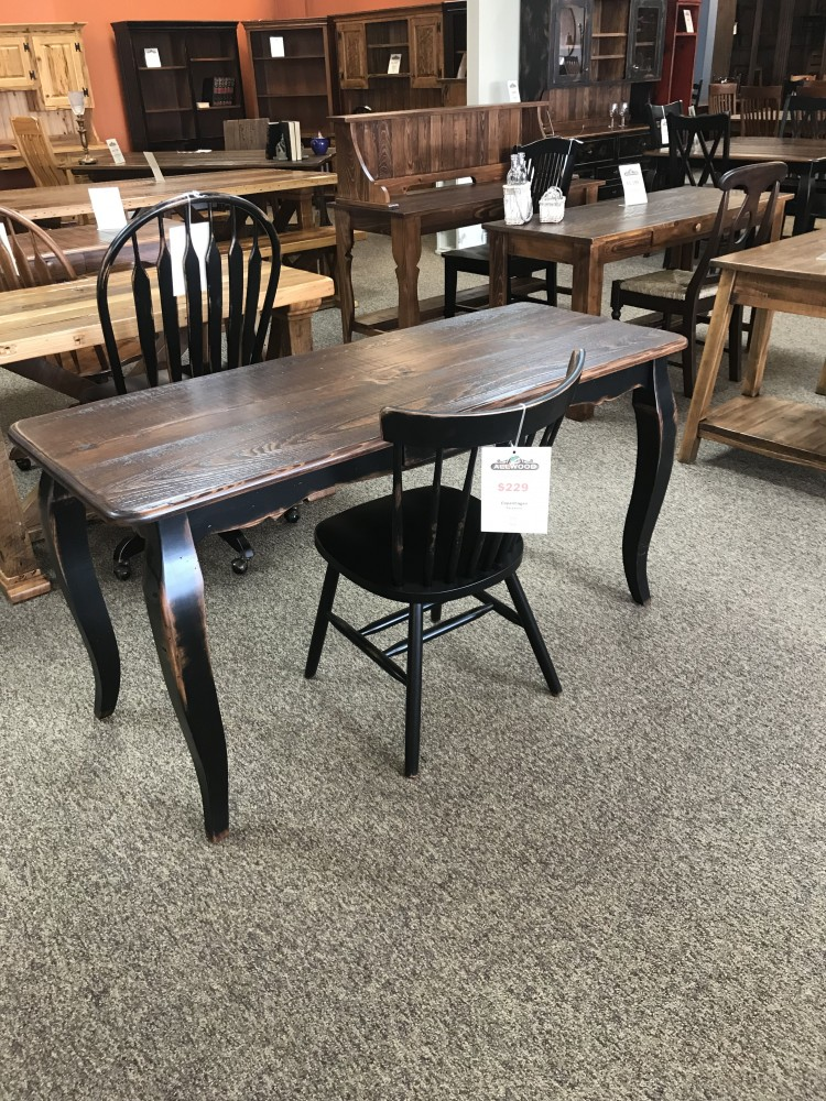 24 X 5 39 French Writing Desk Baton Rouge Br 318 Sold