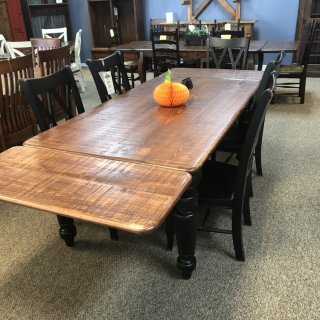 40″ x 6′ Giant Colonial Leg w Company Boards @ Baton Rouge In Stock BR-325