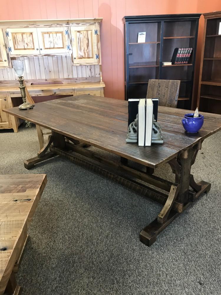 48 Quot X 7 Trestle Base Office Desk Baton Rouge In Stock