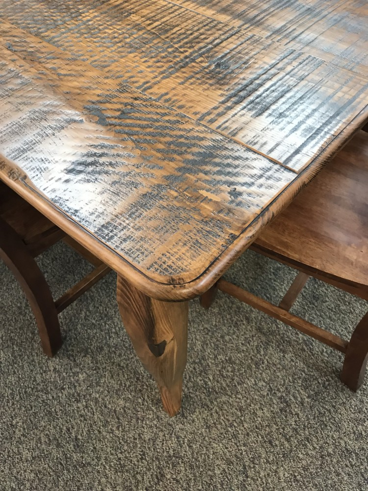 40 X 7 39 French Leg Table Baton Rouge Br 331 Sold All